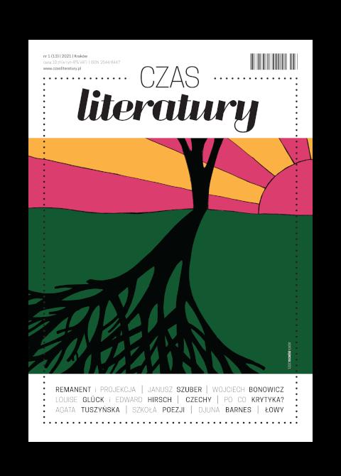 Czas Literatury nr1 (13) 2021