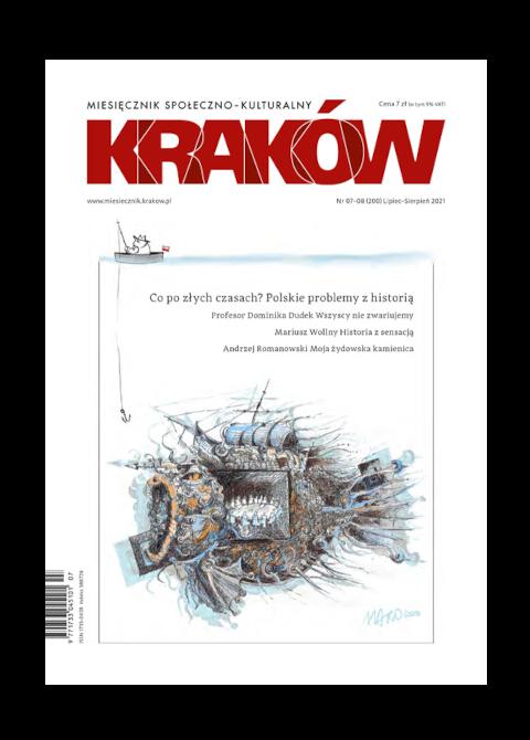 Miesięcznik Kraków VII-VIII 2021
