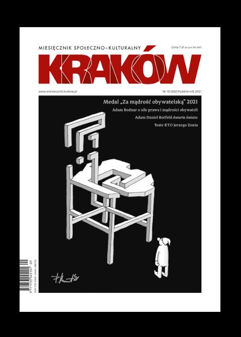 Miesięcznik Kraków X 2021