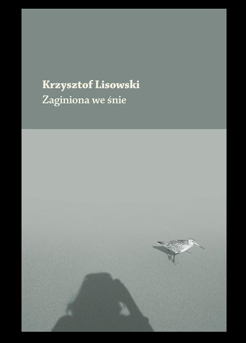 """Okładka książki """"Zaginiona weśnie"""""""