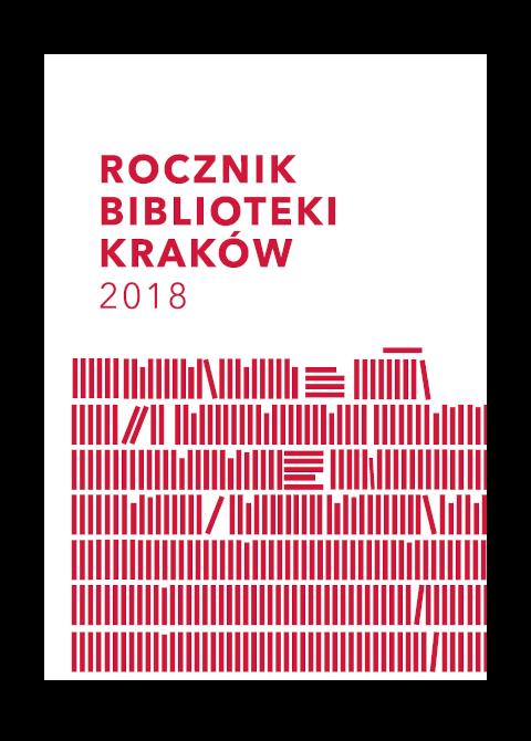 Rocznik Biblioteki Kraków 2018