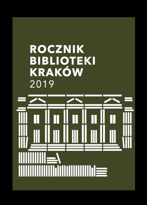 Rocznik Biblioteki Kraków 2019
