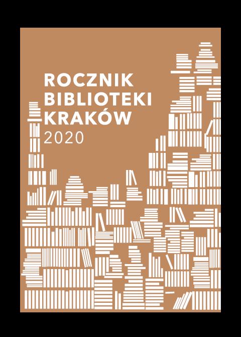 Rocznik Biblioteki Kraków 2020