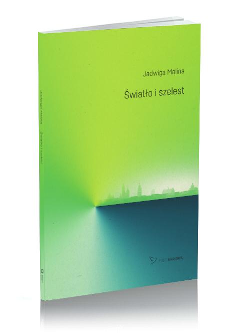 """Okładka książki """"Światło iszelest"""""""
