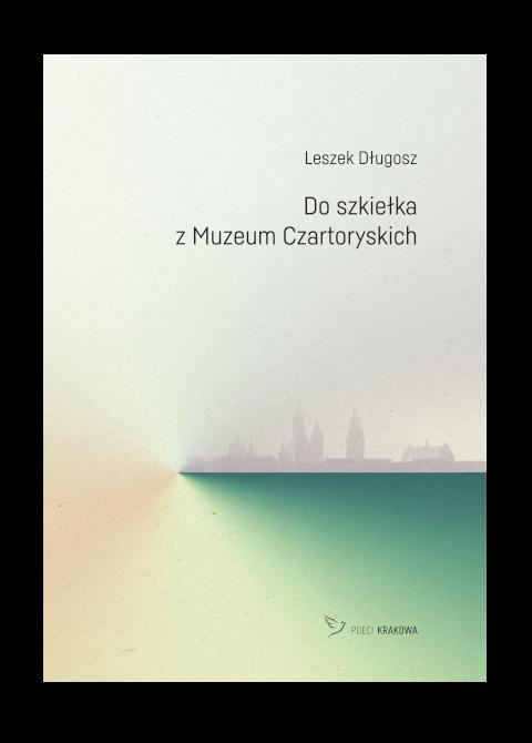 """Okładka książki """"Doszkiełka zMuzeum Czartoryskich"""""""