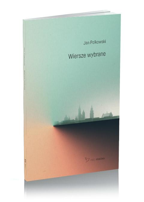 """Okładka książki """"Wiersze wybrane"""""""