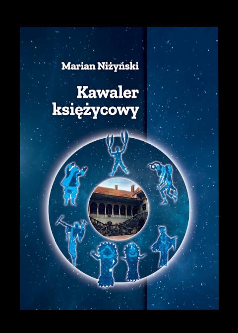 """Okładka książki """"Kawaler księżycowy"""""""